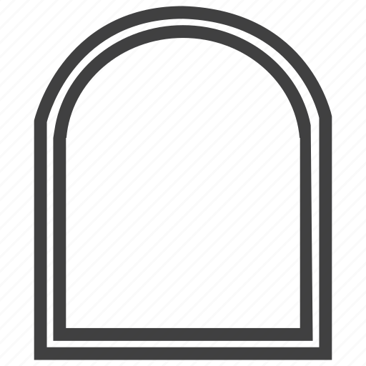 design, frame, shape icon