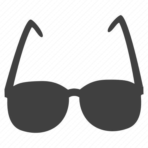 accessory, eyewear, glases, goggle, spectacles, sunglass icon