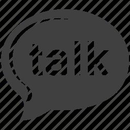 button, chat, google, graphic, message, talk icon