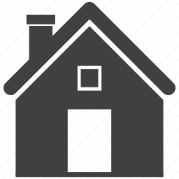 home, house, live, rent, reside, residence icon