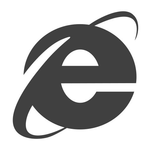 explorer, hosting, internet, microsoft, network icon