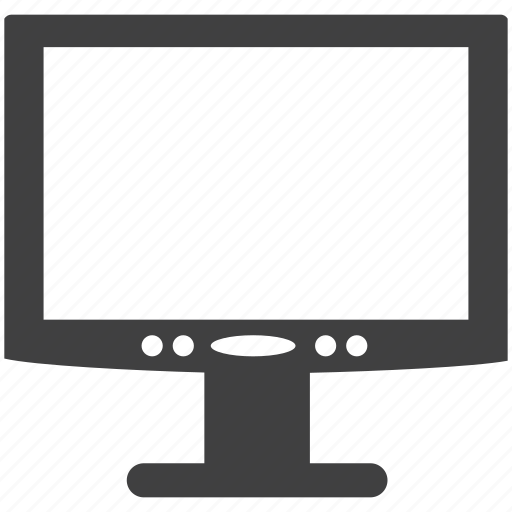 lcd, monitor, screen icon