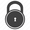 lock, safe, security, unlock icon