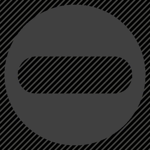 button, minimize icon