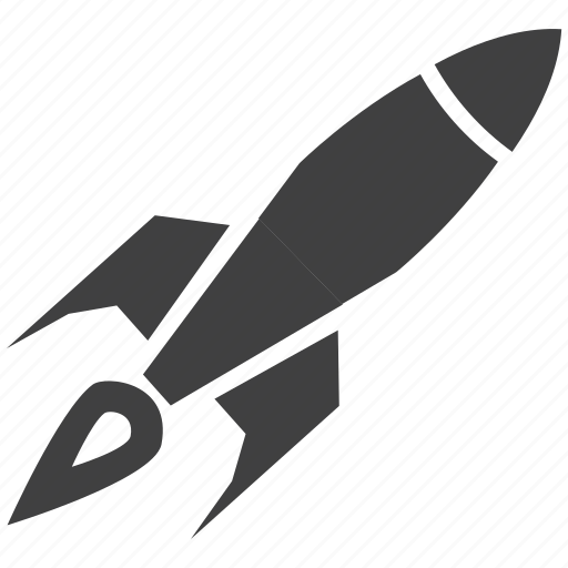 booster, flight, fly, launch, rocket, rocketship, space, spacecraft, technology, travel icon