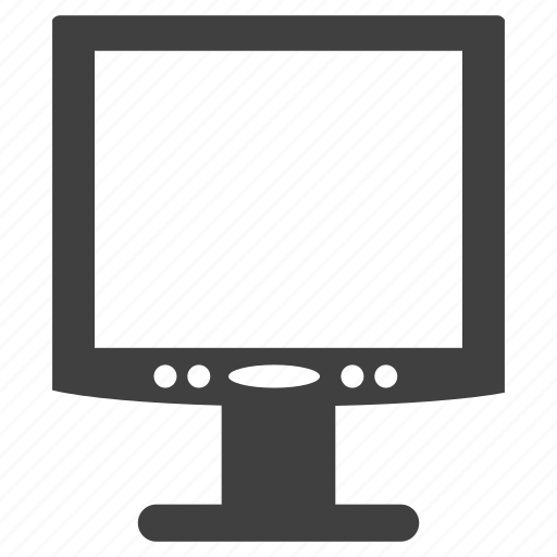 computer, display, graphic, hd, monitor, output device, panel, screen icon