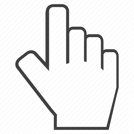 Mouse hand cursor png - photo#16