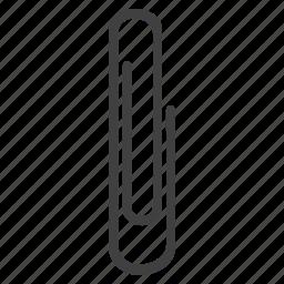 attachment, clip, jump clip icon