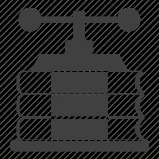 binding machine, book binding press, press icon