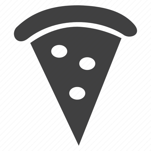 fast food, new, piece, pizza, slice icon