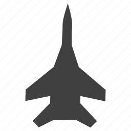 air, airplane, airport, fighter plane, plane icon
