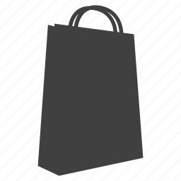 bag, shoping, shopping bag icon