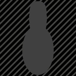 bowling, bowling bottle, bowling pin, sport icon