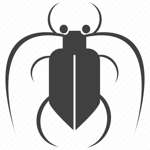 animal, bug, bug antenna, dangerous, insect icon