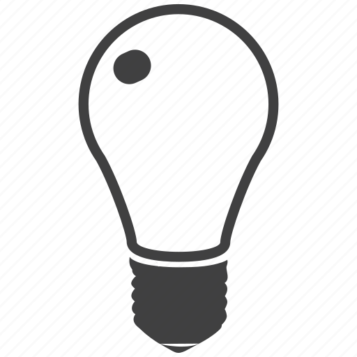 bulb, electric, electricity, light, power icon