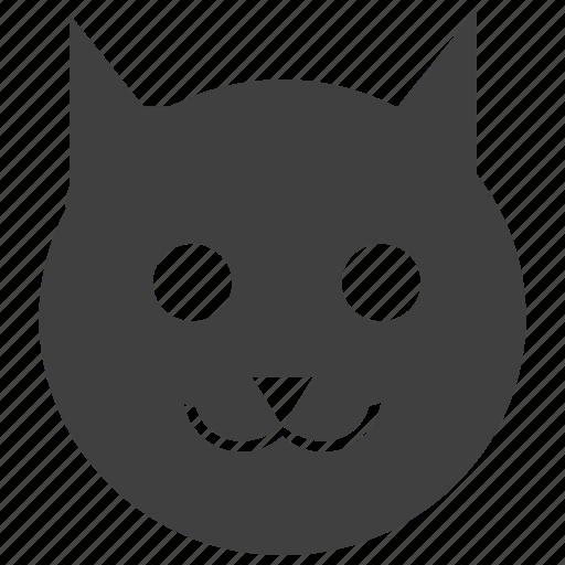animal, cat, cat face, pet icon