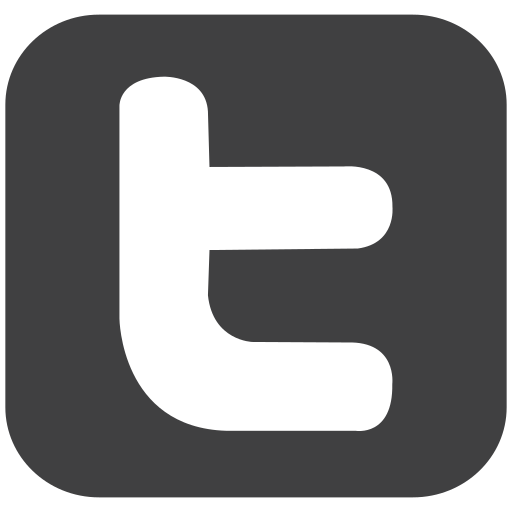 netwroking, social network, square, tweet, twitter icon
