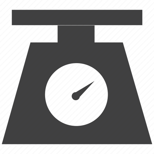 capacity, equipment, estimate, instrument, machine, pointer, weight icon