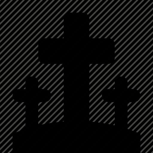 cemetery, dead, rip, sematary, tomb icon