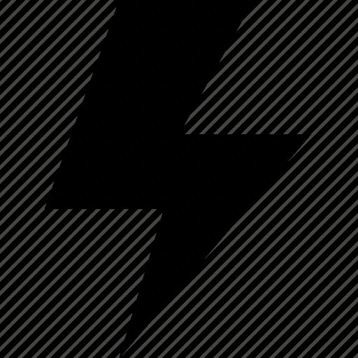Bolt, energy, lightning, power, thunder icon - Download on Iconfinder