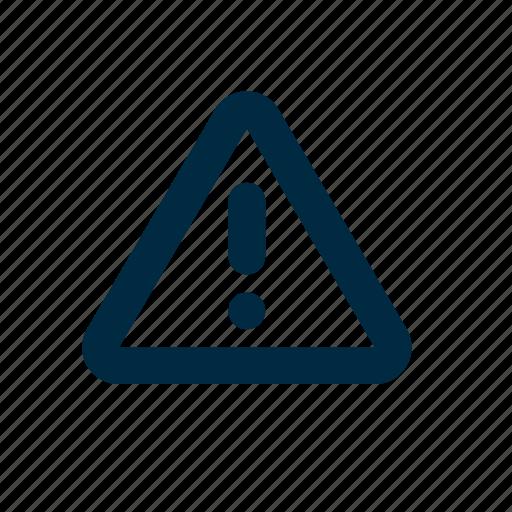 alert, error, notification, problem icon