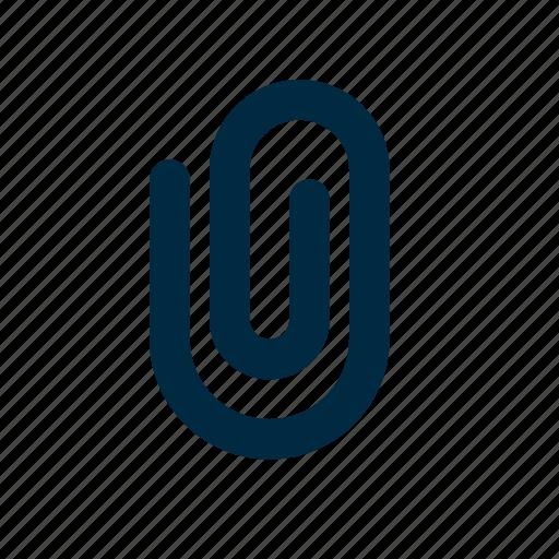 clip, paper clip, paperclip icon