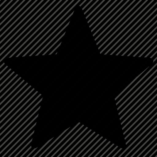 favorite, star, win icon