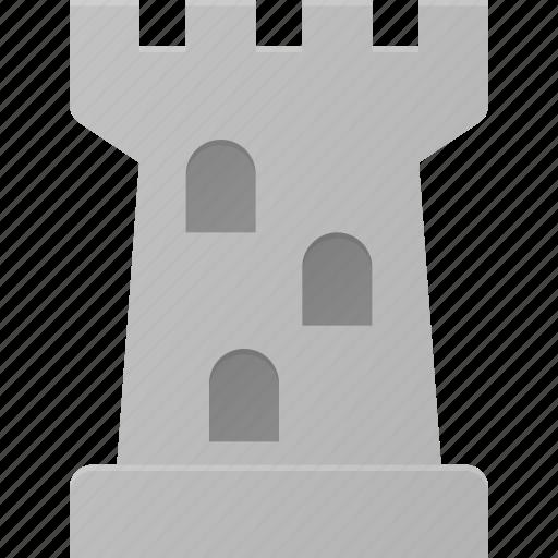 architecture, building, castle, landmark, place icon