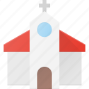 architecture, building, church, landmark, place icon