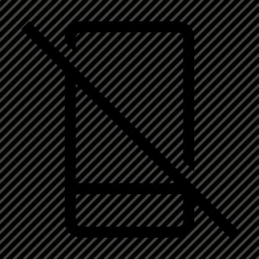 label, no, non, phone, place icon