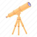 business, man, office, person, professional, telescope