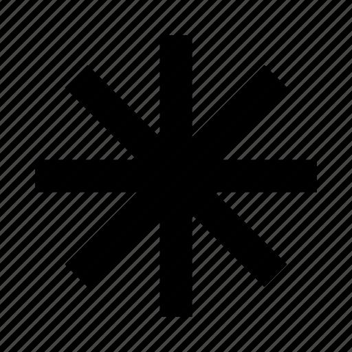 asterisk, astro, astronomy, estrella, star, stern icon