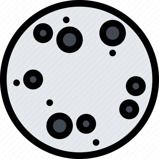 Astronomy, mercury, planet, science, solar system, space icon - Download on Iconfinder