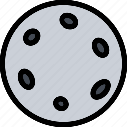 astronomy, planet, pluto, science, solar system, space icon