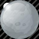 planet, pluto, science, space, universe icon