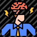 brainstorming, businessman, creative, strategy, thinking