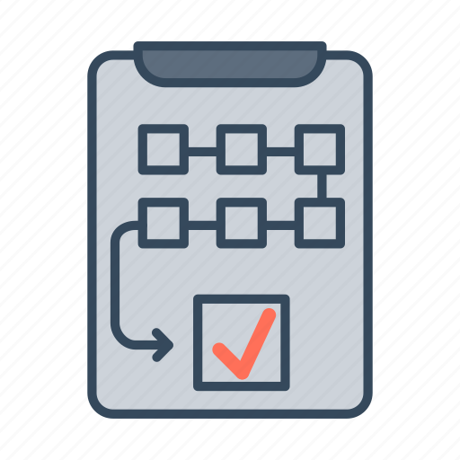 business planning, business strategy, done, plan, planning, strategy, workflow icon