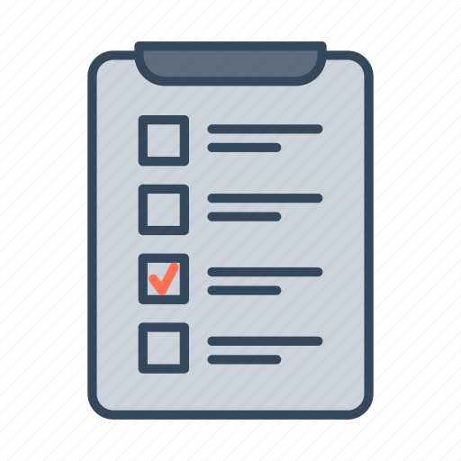 business plan, checklist, journal, plan, planning, strategy, to do list icon