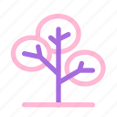 forest, green, nature, plant, tree icon