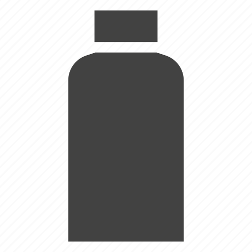 bottle, container, package, packaging, plastic icon