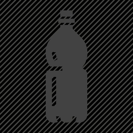 bottle, plastic icon