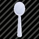 food, plastic, small, spoon