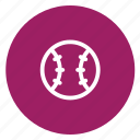 ball, baseball, criket, game, play icon