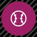 ball, baseball, criket, game, play icon