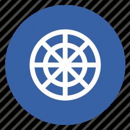 board, darts, games, play, shooting icon