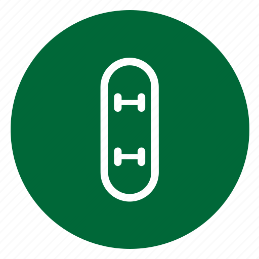 board, games, play, roller, skates icon