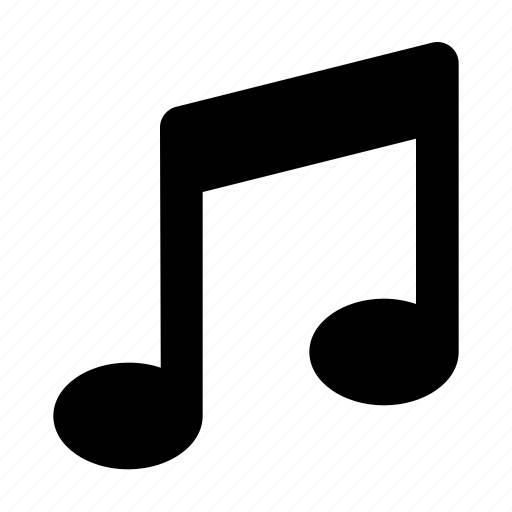 music, note, player, songs, sound, ui icon