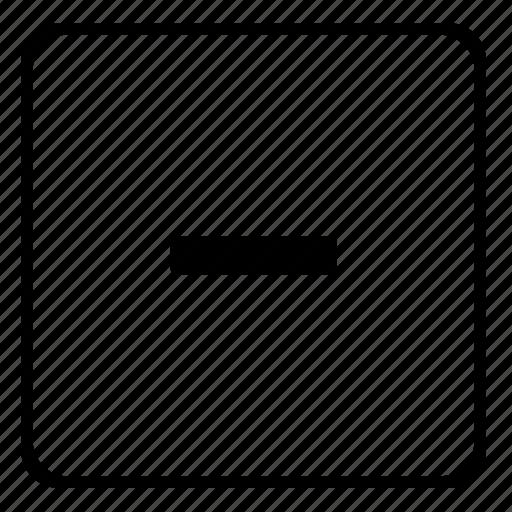 low, minus, music, player, sound, ui, volume icon