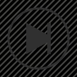 audio, forward, media, music, next, play, player icon