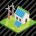 energy cell, solar cell, solar energy, solar panel, solar system icon